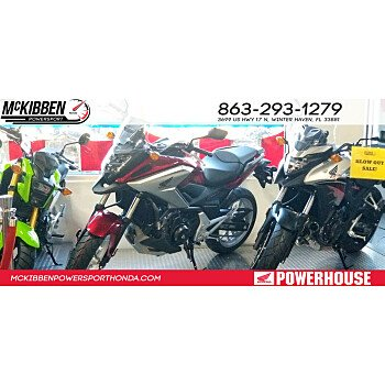 2018 Honda NC750X for sale 200650993