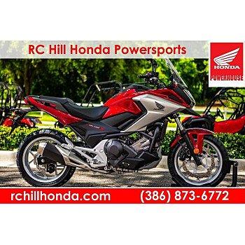 2018 Honda NC750X for sale 200712685