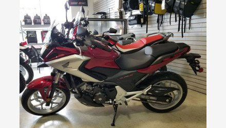 2018 Honda NC750X for sale 200707533
