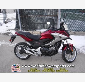 2018 Honda NC750X for sale 200708872