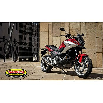 2018 Honda NC750X for sale 200709089