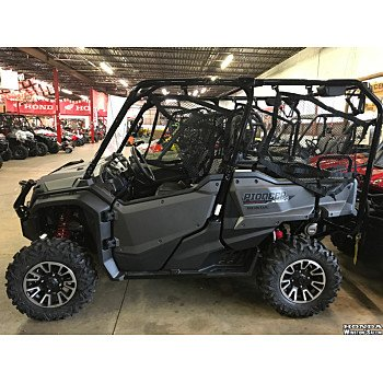 2018 Honda Pioneer 1000 for sale 200501829