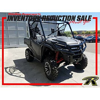 2018 Honda Pioneer 1000 for sale 200528254