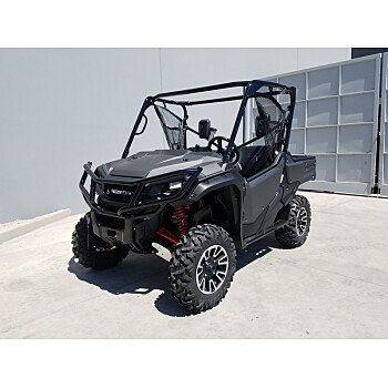 2018 Honda Pioneer 1000 for sale 200545336