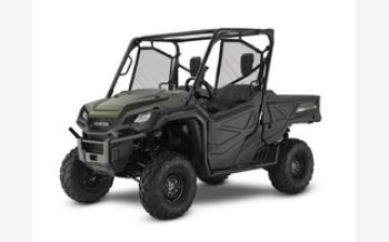 2018 Honda Pioneer 1000 for sale 200562428