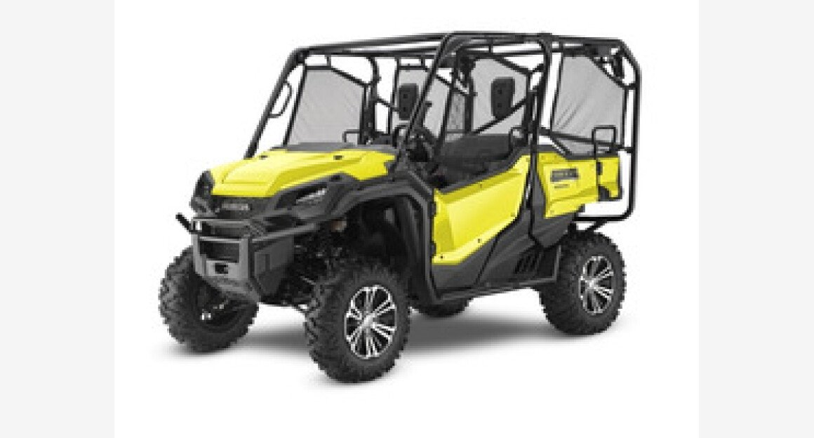 2018 Honda Pioneer 1000 for sale 200562437