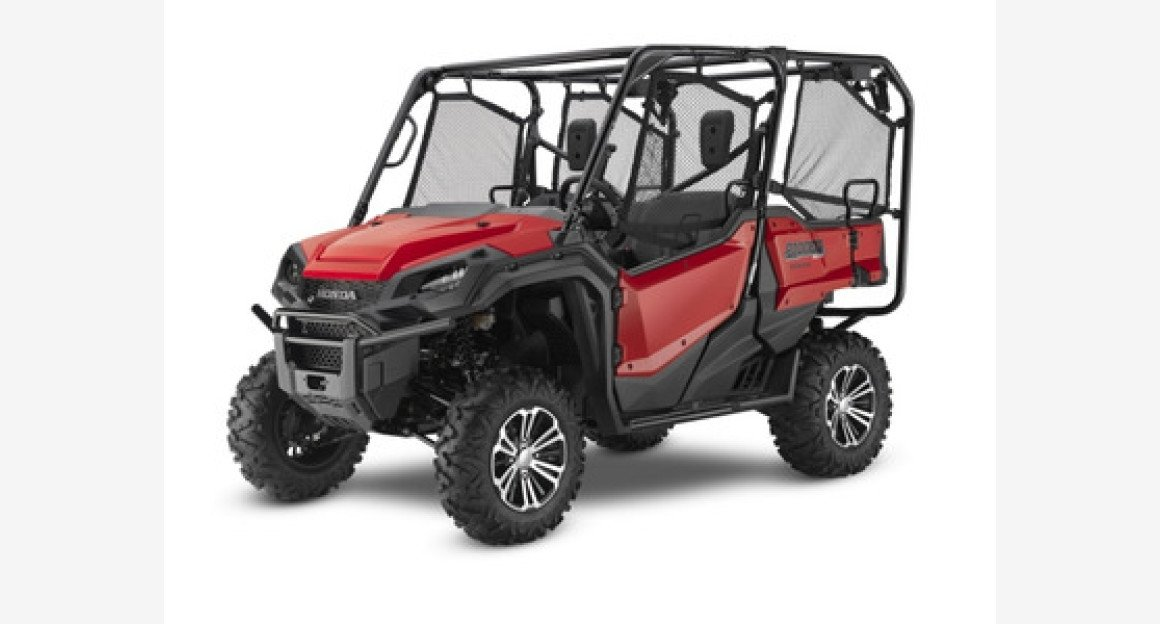 2018 Honda Pioneer 1000 for sale 200600760