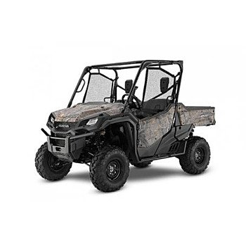2018 Honda Pioneer 1000 for sale 200607560