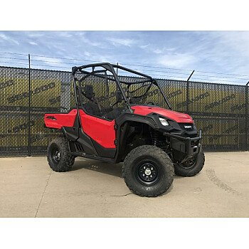2018 Honda Pioneer 1000 for sale 200609200