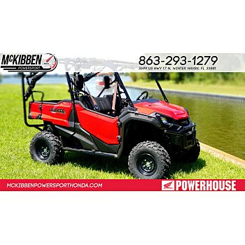 2018 Honda Pioneer 1000 for sale 200612835
