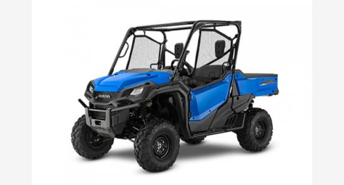 2018 Honda Pioneer 1000 for sale 200619578