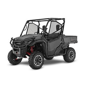 2018 Honda Pioneer 1000 for sale 200620832