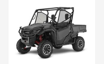 2018 Honda Pioneer 1000 for sale 200625286