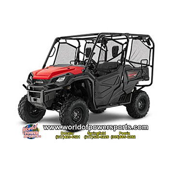 2018 Honda Pioneer 1000 for sale 200636889