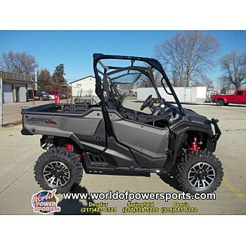 2018 Honda Pioneer 1000 for sale 200636915