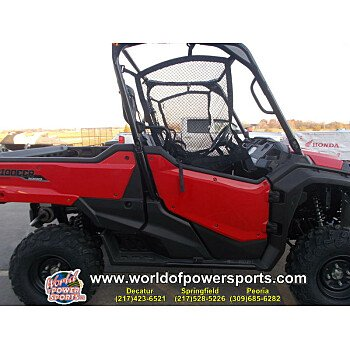2018 Honda Pioneer 1000 for sale 200637033