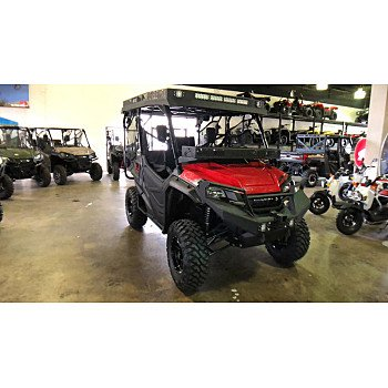 2018 Honda Pioneer 1000 for sale 200680945