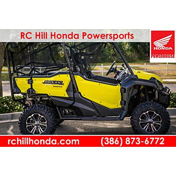 2018 Honda Pioneer 1000 for sale 200712838