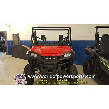 2018 Honda Pioneer 1000 for sale 200702868
