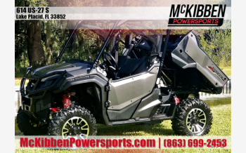 2018 Honda Pioneer 1000 for sale 200827550