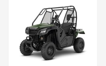 2018 Honda Pioneer 500 for sale 200562449