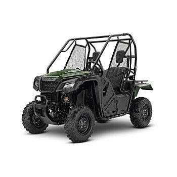 2018 Honda Pioneer 500 for sale 200577420