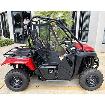 2018 Honda Pioneer 500 for sale 200602633