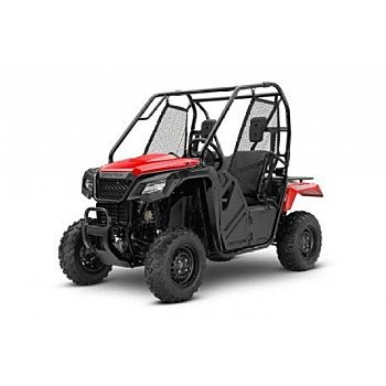 2018 Honda Pioneer 500 for sale 200615630