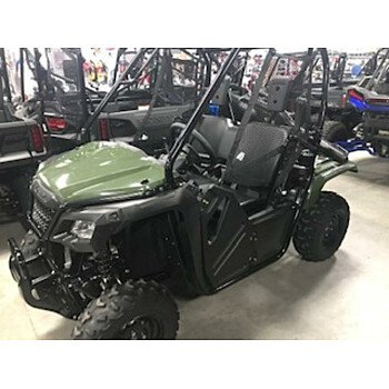 2018 Honda Pioneer 500 for sale 200627823