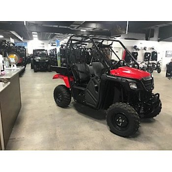 2018 Honda Pioneer 500 for sale 200627824