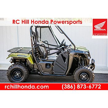 2018 Honda Pioneer 500 for sale 200728914