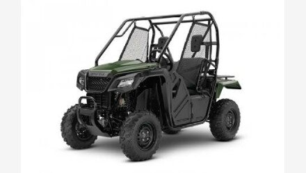 2018 Honda Pioneer 500 for sale 200643768
