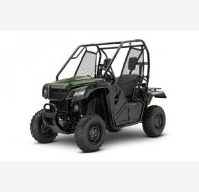 2018 Honda Pioneer 500 for sale 200677105