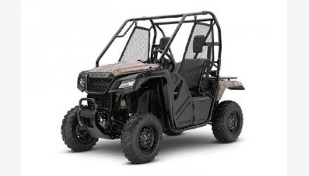 2018 Honda Pioneer 500 for sale 200685547