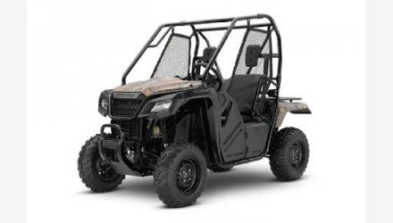 2018 Honda Pioneer 500 for sale 200690639
