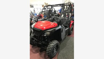 2018 Honda Pioneer 500 for sale 200740646