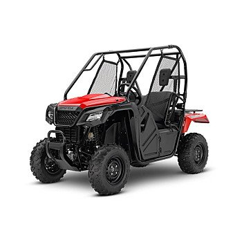 2018 Honda Pioneer 500 for sale 200796476