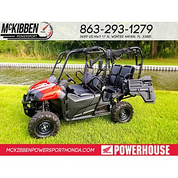 2018 Honda Pioneer 700 for sale 200605995