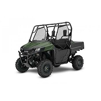2018 Honda Pioneer 700 for sale 200690678