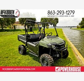 2018 Honda Pioneer 700 for sale 200588609