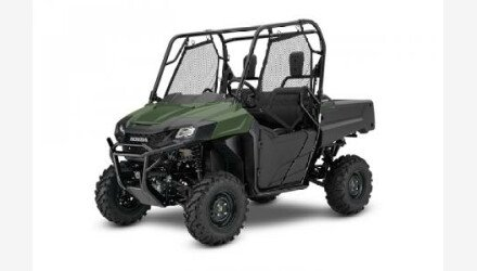 2018 Honda Pioneer 700 for sale 200596300
