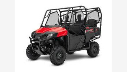 2018 Honda Pioneer 700 for sale 200647747