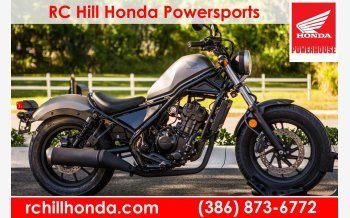 2018 Honda Rebel 300 for sale 200532338