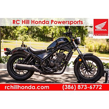 2018 Honda Rebel 300 for sale 200545455