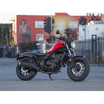 2018 Honda Rebel 300 for sale 200629863