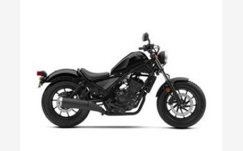 2018 Honda Rebel 300 for sale 200650059