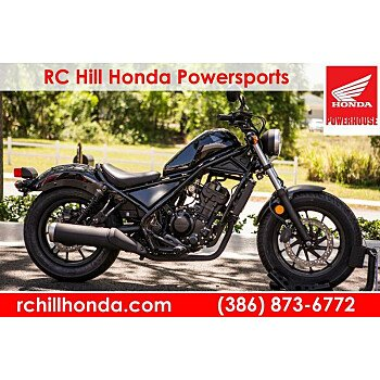 2018 Honda Rebel 300 for sale 200712686