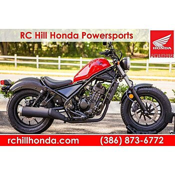 2018 Honda Rebel 300 for sale 200712692