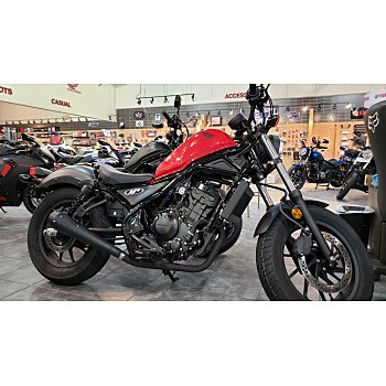 2018 Honda Rebel 300 for sale 200643368
