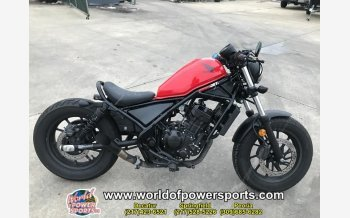 2018 Honda Rebel 300 for sale 200677241